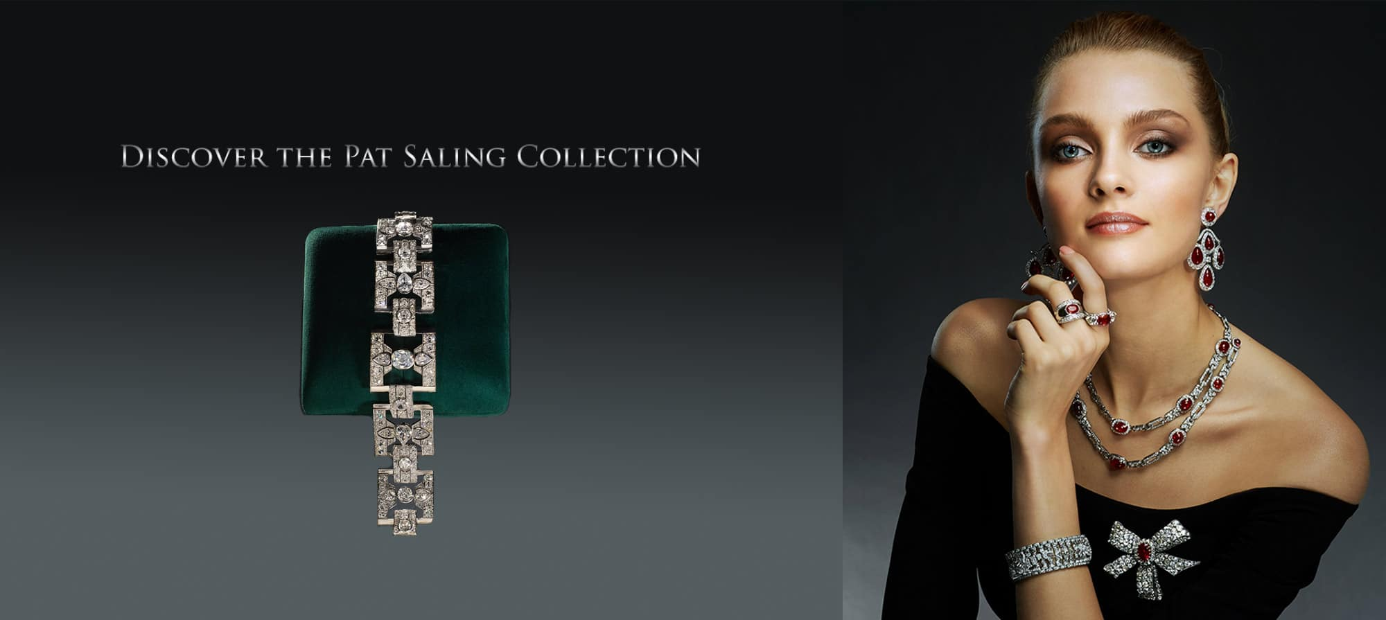 Rare and Exotic Jewelry – Pat Saling Jewel Collection
